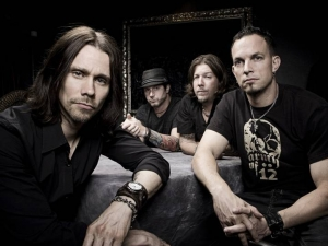 Alter Bridge in Italia con i Blackstone Cherry