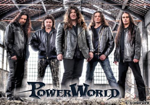 Michael Bormann nuovo cantante dei Powerworld