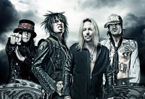 MÖTLEY CRÜE al Gods of Metal