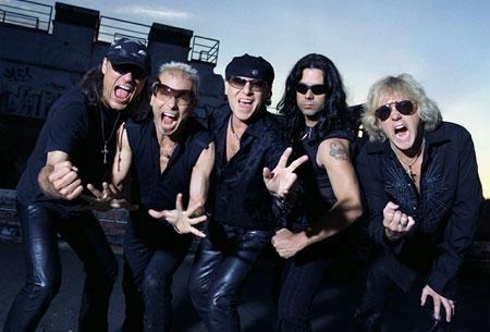 Documentario per gli Scorpions