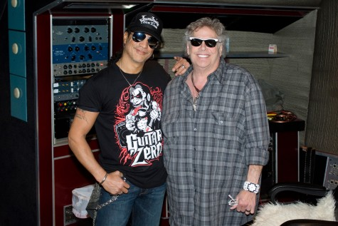 Disco per Leslie West con ospiti Slash e Zakk Wylde