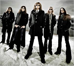 Whitesnake registrano le date del tour