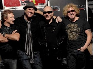 Chickenfoot: nuovo disco in arrivo