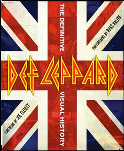 The Definitive Visual History per i Def Leppard