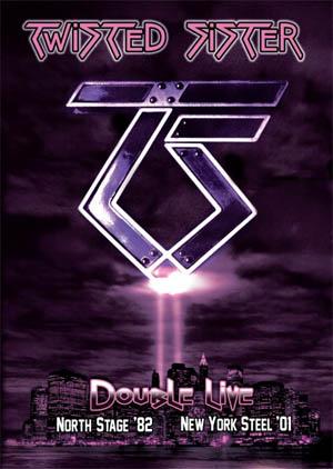 Doppio DVD live in uscita per i Twisted Sister