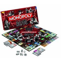 Edizione del Monopoli dedicata agli AC/DC