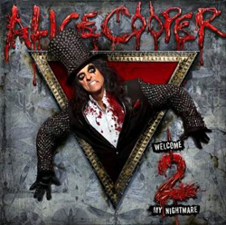 "Alice Cooper: i dettagli di ""Welcome 2 My Nightmare"""