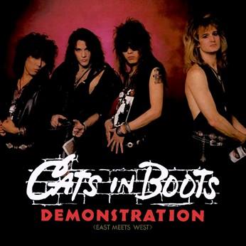 Ristampa delll'Ep di debutto per i Cats In Boots