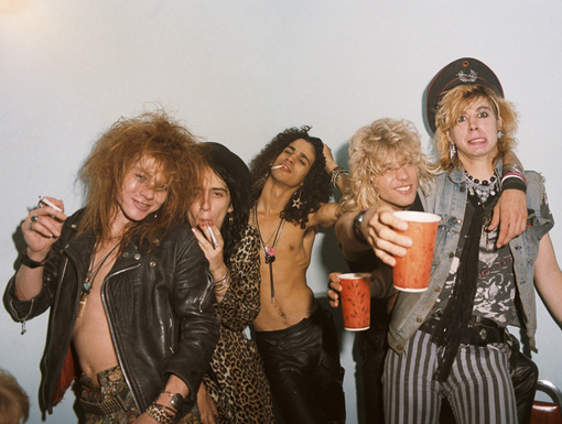 Nominati per la Rock And Roll Hall Of Fame i Guns N' Roses