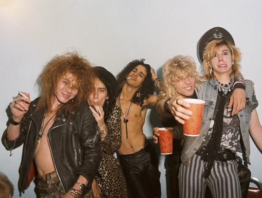 Reunion dei Guns N'Roses grazie al vincitore di una lotteria