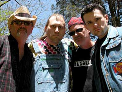 Hayseed Dixie in tour in Italia