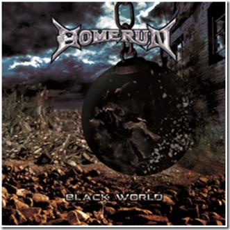"""""""Black World"""", nuovo album degli Homerun"""