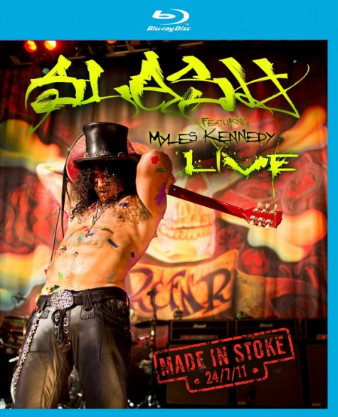 Nuovo DVD per Slash