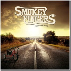 """Columbus Way"", primo album degli Smokey Fingers"