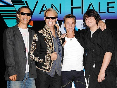 "Video di ""She's The Woman"" dei Van halen"