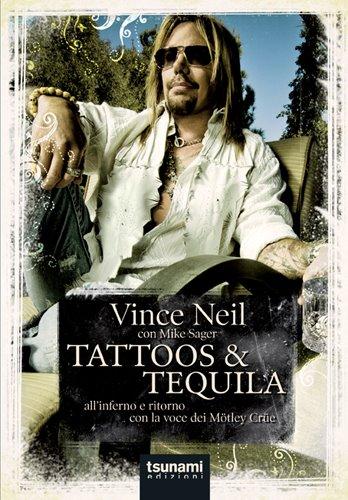 Edizione italiana dell'autobiografia di Vince Neil