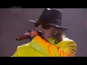 Guns N' Roses – Rock In Rio  (Brasile 2 ottobre 2011)