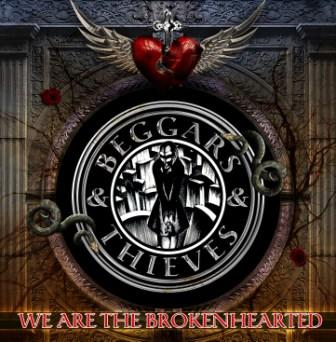 "Tornano i Beggars & Thieves con ""We Are the Brokenhearted"""