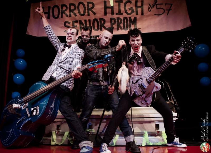 """Video di """"Zombie Love"""" per i Cold Blue Rebels"""