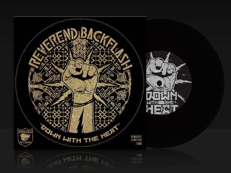 Gonzales / Reverend Backflah 7″ split