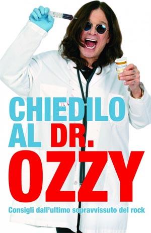 """Edizione italiana del libro """"Chiedilo a Dr. OZZY"""""""