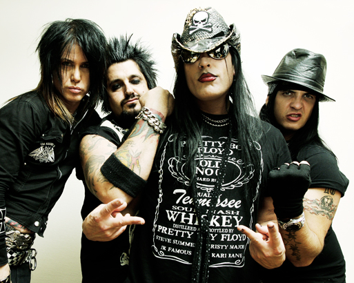 Tour italiano per i Pretty Boy Floyd