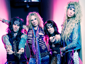 "Steel Panther: il dietro le quinte di ""Party Like Tomorrow is the End of the World"""