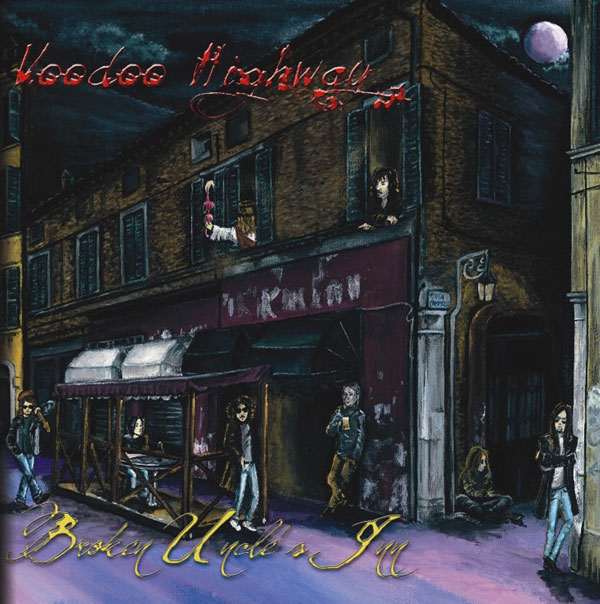 """Broken Uncle's Inn"" dei Voodoo Highway  in formato digitale"
