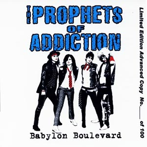 Primo video per i Prophets Of Addiction