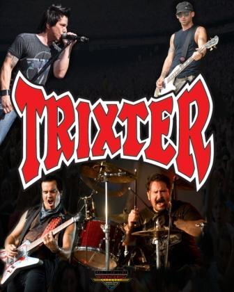 I Trixter firmano per la Frontiers Records