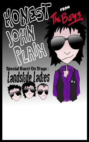 Honest John Plain in tour Gennaio 2012