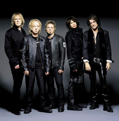 "Gli Aerosmith registrano ancora ""Legendary Child"""