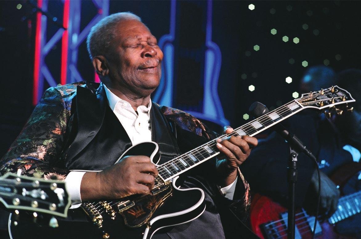 B.B.King aprirà la nuova edizione del Pistoia Blues Festival