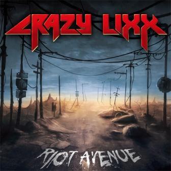 "Tornano i Crazy Lixx con ""Riot Avenue"""