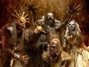 Lordi: quattro date in Italia ad aprile