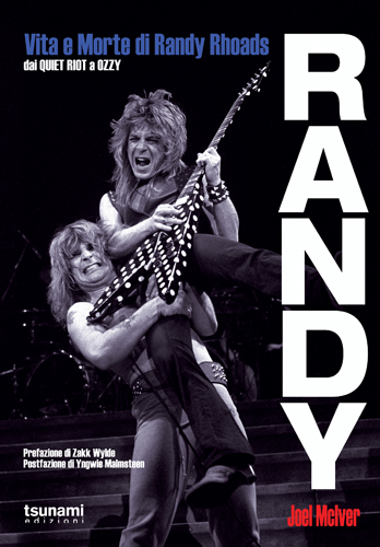 Randy Rhoads: in arrivo la sua biografia