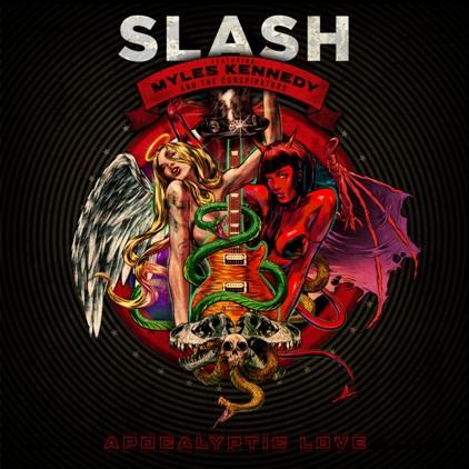 Titolo e artowork per il nuovo Slash