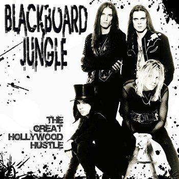 Tornano i Blackboard Jungle
