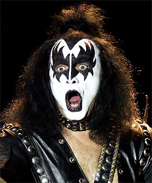 Per Gene Simmons la Rock And Roll Hall Of Fame è una barzelletta