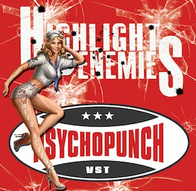 Split per Highlight Enemies e Psychopunch