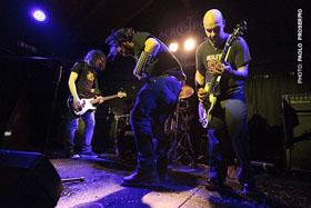 The Leeches: nuovo album con Daniel Rey