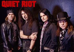 Live video con il nuovo cantante per i Quiet Riot