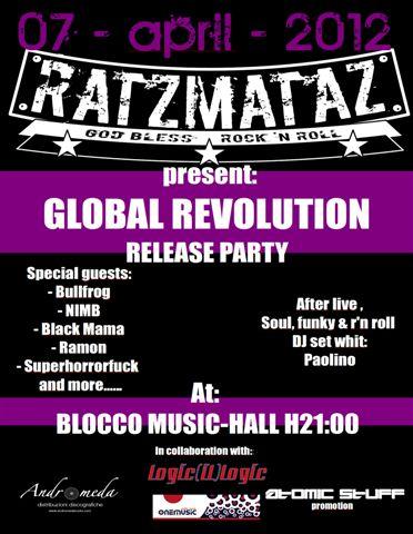 Ratzmataz: online un brano dal debut album