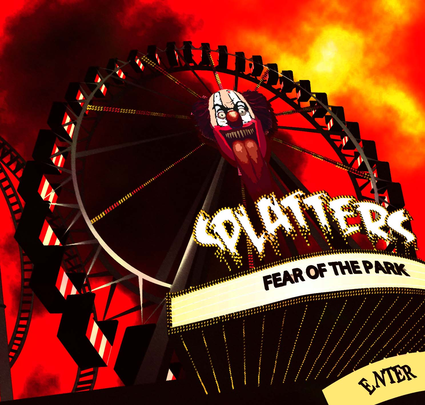 "Splatters ""Fear Of the Park"""