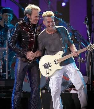 Van Halen al lavoro per il nuovo album
