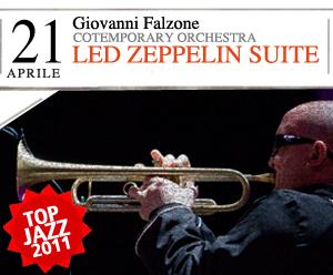 Sabato 21 aprile a Lampi: i Led Zeppelin di Giovanni Falzone