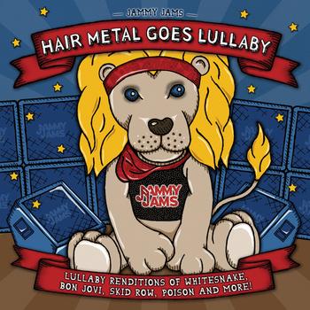 I classici dell'Hair Metal in versione ninna nanna