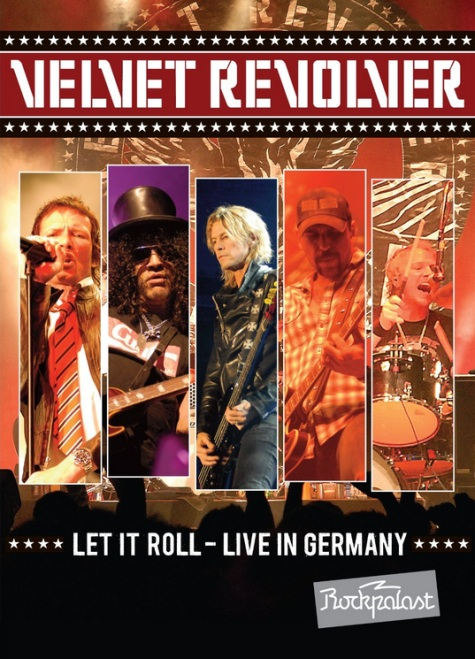 DVD live per i Velvet Revolver