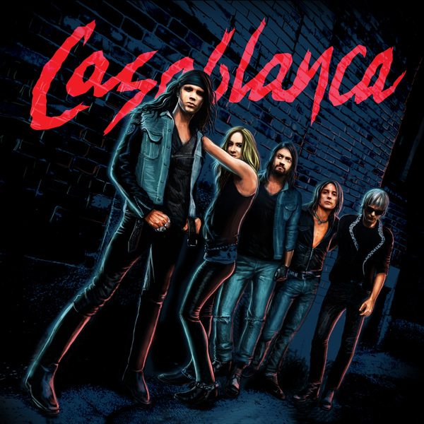 "Casablanca ""Apocalyptic Youth"""