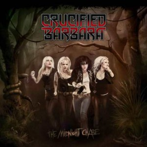 "Sample online di ""The Midnight Chase"" delle Crucified Barbara"